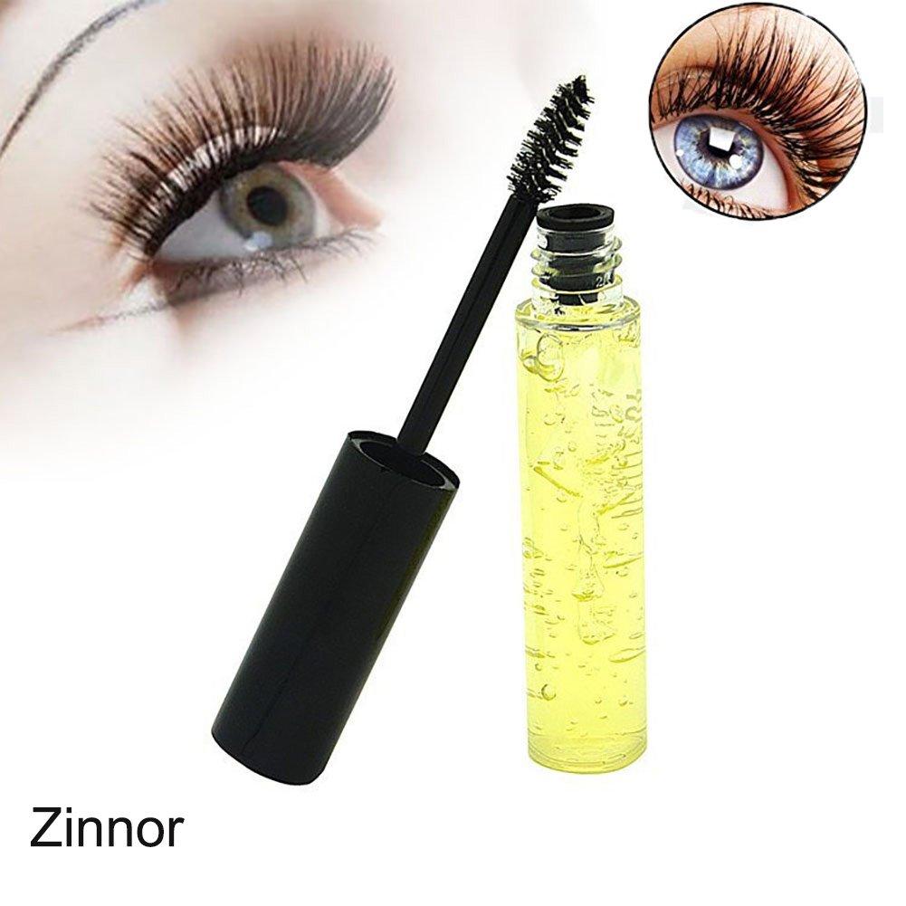 Zinnor Eyelash Growth Serum Liquid Serum,Enhancer Eye Lash Longer,Thicker Lashes & Brows Eyelash,Best Eyebrow Serum For Fuller Eyelash Thicker,Hair Growth, Thinning Lashes (Eyelash nutrient solution)