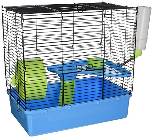 Ware Manufacturing Home Sweet Home 2 Story Hamster Cage