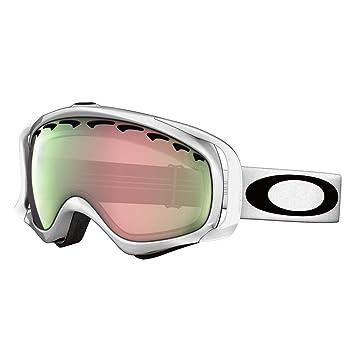 Oakley Unisexe-Adulte-Pied de biche Lunettes de natation (Blanc mat  AsianFit VR50 067885fe82ce