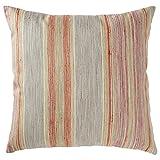 Rivet Bohemian Stripe Decorative Pillow, 17