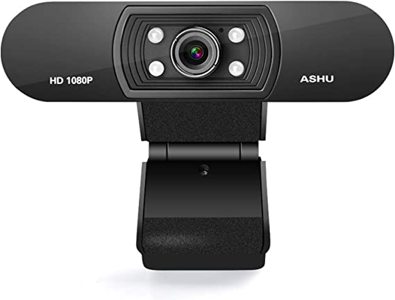 1080P HD Webcam 2 Megapixels with Microphone