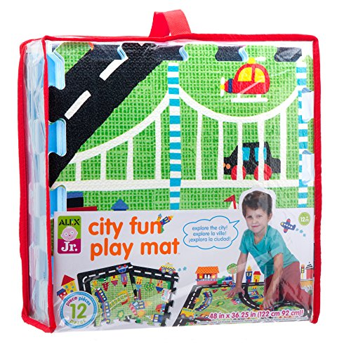 (ALEX Jr. City Fun Play Mat)