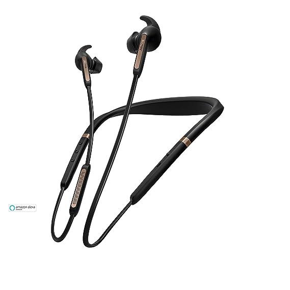 2cf398f9de6 Jabra Elite 65e Wireless Noise Cancelling in-Ear Headphones - Copper Black