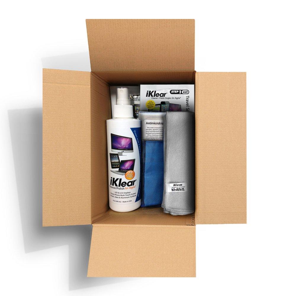 iKlear iK-5MCK ECO Apple Polish Kit - Eco-friendly Package