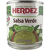Herdez Salsa Verde Verde (Pack of 4)