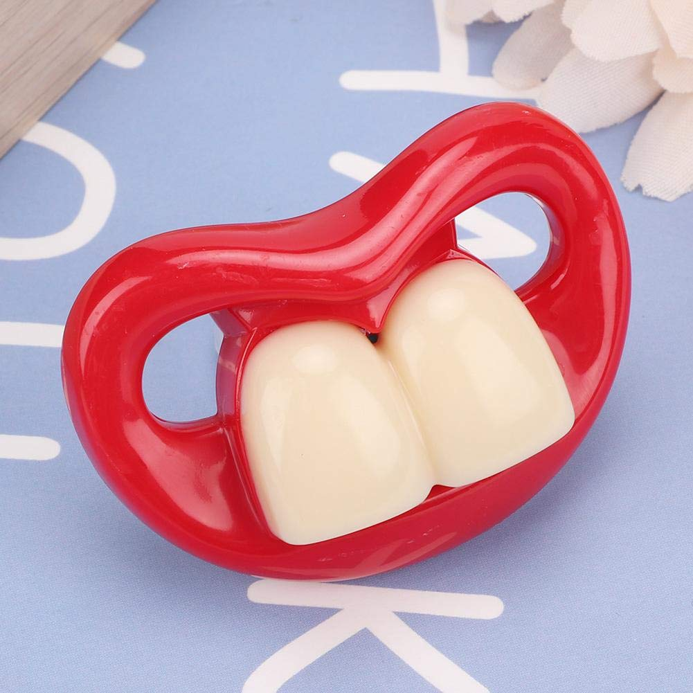#1 Mini port/átil de silicona suave chupete dentici/ón juguete boca de lujo sensorial masticar molares mordida para beb/é reci/én nacido