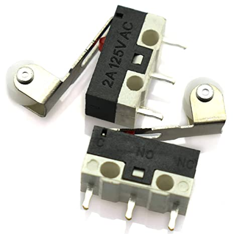 SHINMEI MQS-52 Micro Limit Switch 3 Pins With Lever