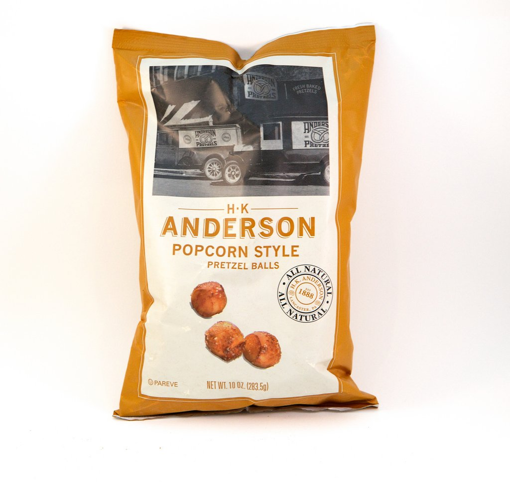 Amazoncom Hk Anderson Popcorn Style Pretel Balls 10 Ounce Bags