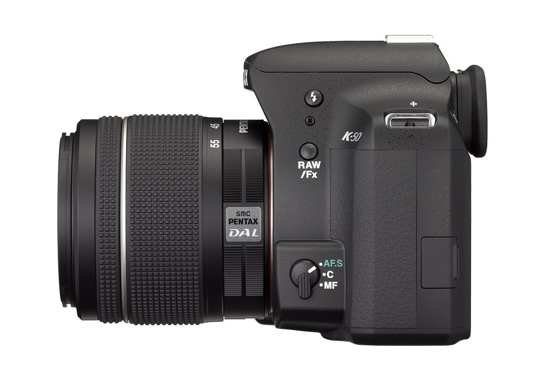Camera Pentax Dslr Cameras For Sale amazon com pentax k 50 16mp digital slr camera kit with da l 18 55mm wr f3 5 6 lens black photo