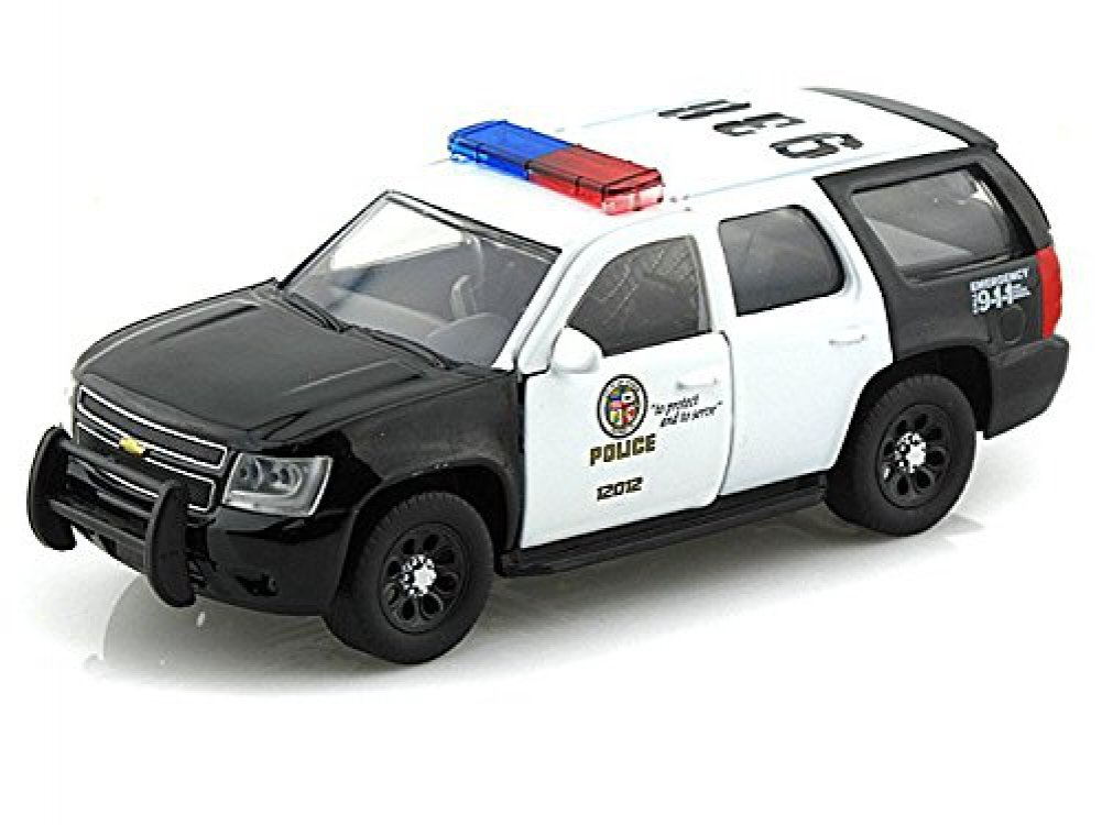 Jada 1//32 LAPD Los Angeles Police Department 2010 Chevrolet Tahoe 96340-LAPD