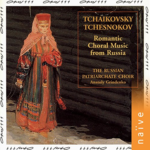 Romantic Choral Music from Russia (Choral Romantic Music)