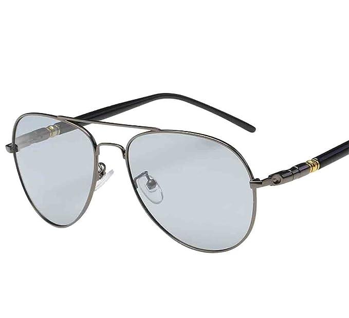 ZHMIAO Gafas De Sol Polarizadas Para Hombres Conductores De Día Y De Noche  Gafas De Conducción 6134ae311467
