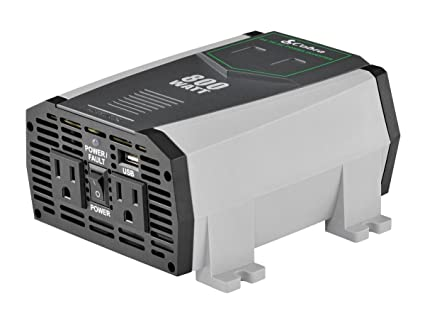 Amazon cobra cpi890 800w compact power inverter car electronics cobra cpi890 800w compact power inverter swarovskicordoba Images
