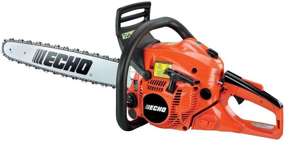 1. Echo CS-490 18-Inch Gas-Powered Chainsaw