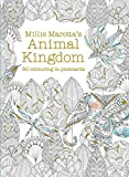 Millie Marotta's Animal Kingdom Postcard Box: 50 beautiful cards for colouring in
