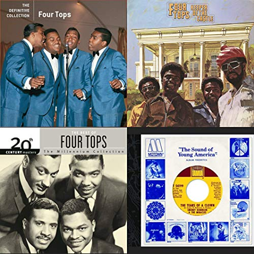 Best of Four Tops - Best Tops Four