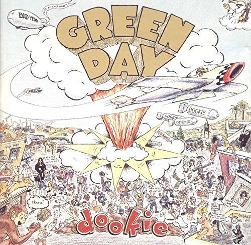 Tomorrow sunny GREEN DAY Band Star Art Silk Poster Bedroom W