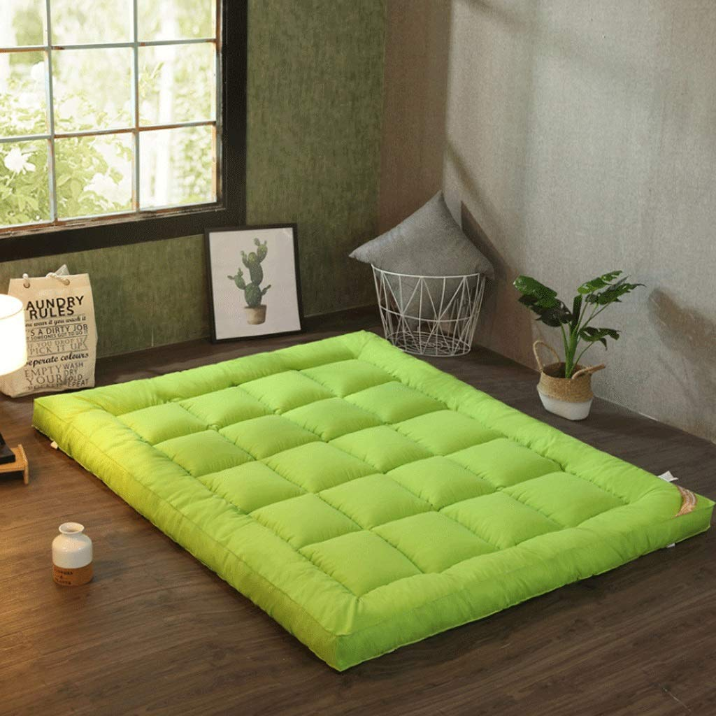 2 135x200cm Student Dormitory Sleeping Mat Winter Thick Tatami Mattress - 5 Size Optional (color   4, Size   150X200cm)