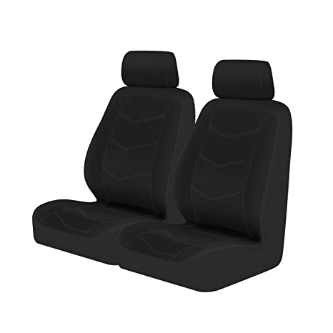 Excellent Kraco 805546 Universal Fit 2 Piece Scotchgard Lykos Low Back Seat Cover Black Spiritservingveterans Wood Chair Design Ideas Spiritservingveteransorg