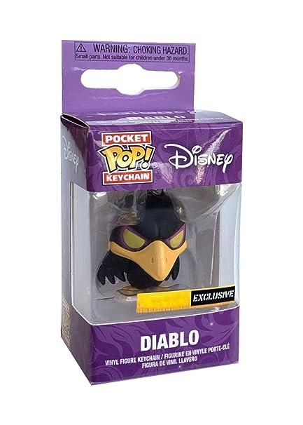 POCKET POP! Hot Topic Exclusive Disney Diablo Vinyl Figure Key Chain