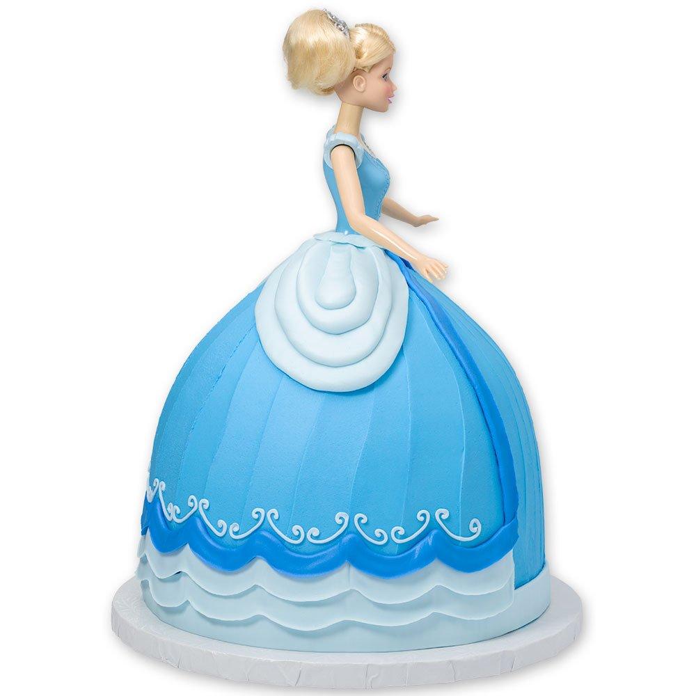 DecoPac Disney Princess Doll Signature Cake DecoSet Cake Topper, Cinderella, 11'' by DecoPac (Image #8)