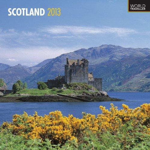 Scotland 2013 - Schottland - Original BrownTrout-Kalender