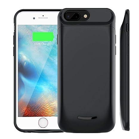 Funda Batería para iPhone 6 Plus/6S Plus/7 Plus/8 Plus ...