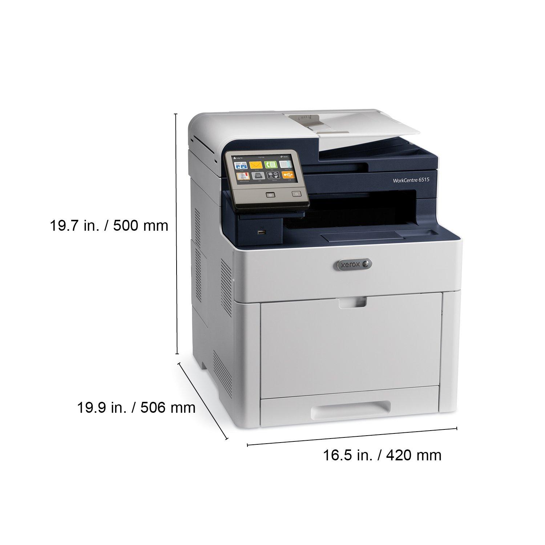 Xerox WorkCentre 6515/DN Color Multifunction Printer