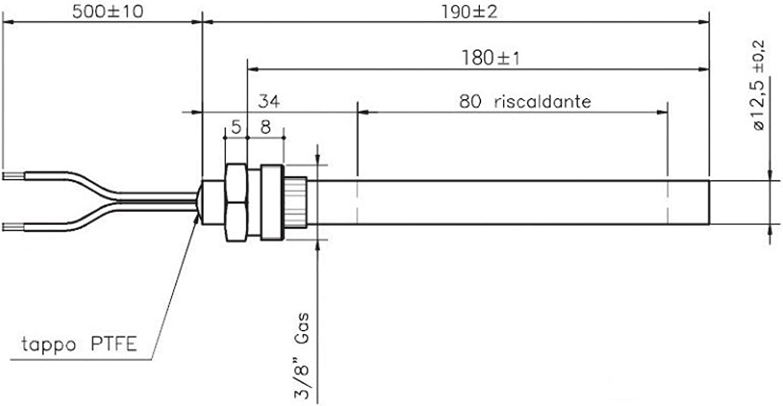 7438635040109 Derb Faro Gruppo Ottico Posteriore Sx Sinistro Lato Guida Dal 2007