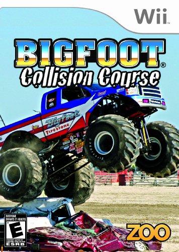 Bigfoot: Collision Course - Nintendo Wii (Bigfoot Mobile compare prices)