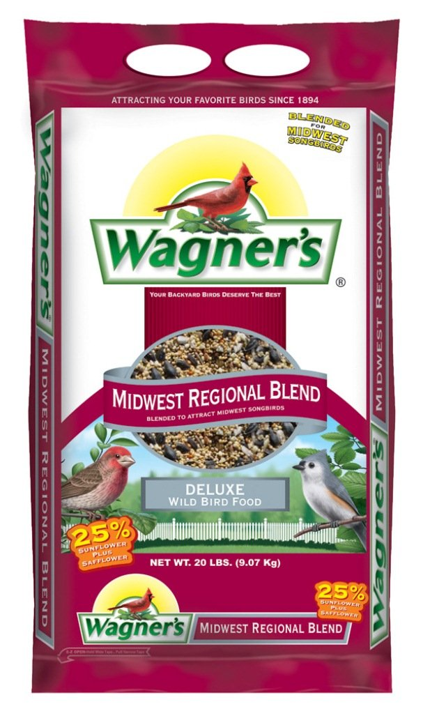 Wagner's 62006 Midwest Regional Blend, 20-Pound Bag by Wagner's