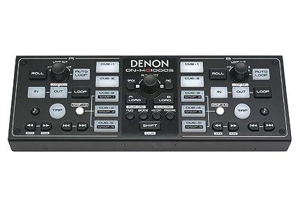Amazon.com: Denon DN-HC1000s – Serato Scratch Live Sub ...
