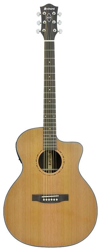 Chord sc6ga Salamander Grand Auditorium Guitarra Electroacústica ...