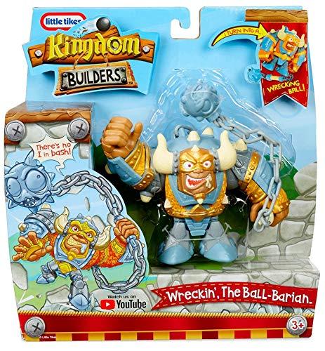 Kingdom Builders - Wreckin', The Ball-Barian .... Turn Into A Wrecking Ball!