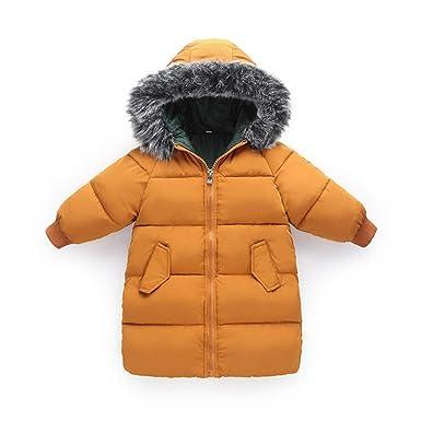 Fanessy Jacke Mantel Jungen Kinder Mädchen Winter 0nwPkO8