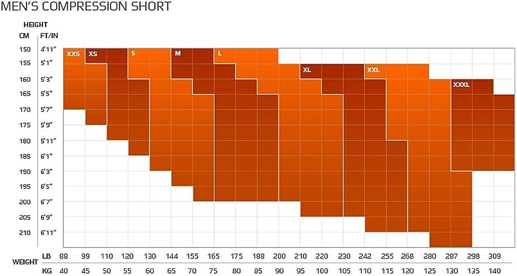 2XU Hyoptik Short Compresión Mallas - L: Amazon.es: Ropa y accesorios