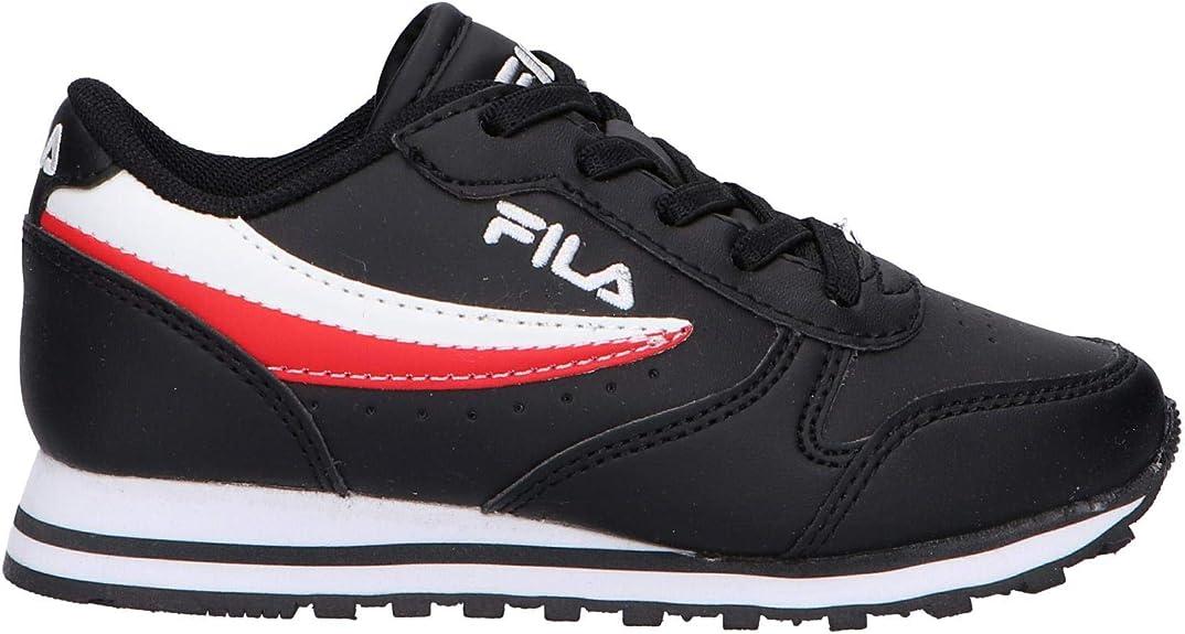 Fila Zapatillas Deporte 1010783 13s Orbit para Niño y Niña: Amazon.es: Zapatos y complementos