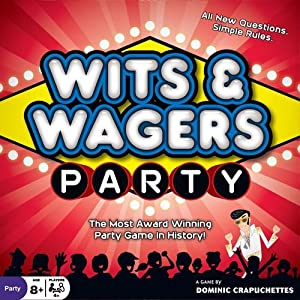 Wits And Wagers Party from North Star Games