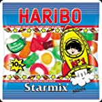 Haribo Starmix Candy 20 g (Pack of 100)