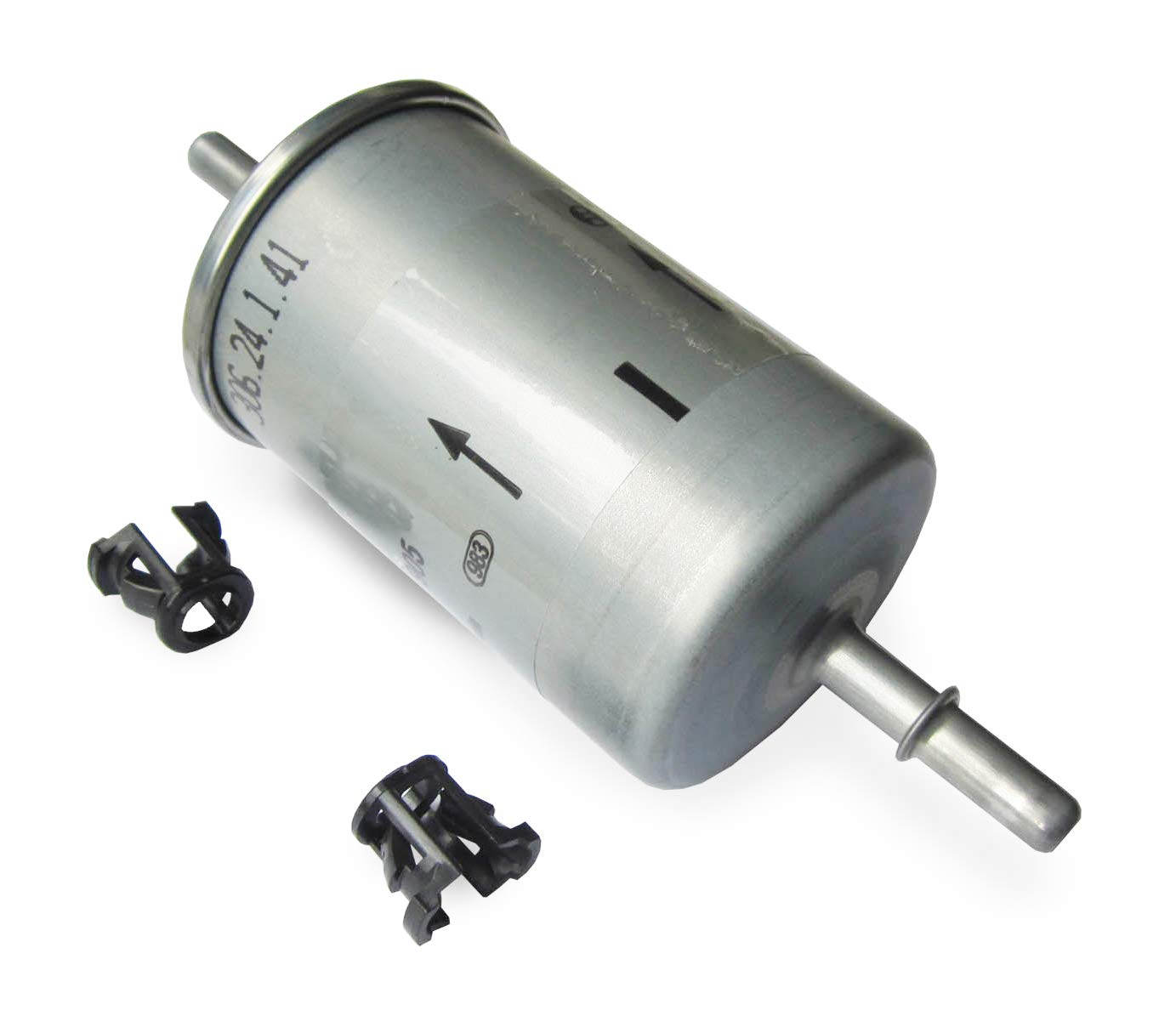 Amazon.com: HFP-F110 Polaris Ranger 500 / Sportsman 500 /Sportsman 700 /  Sportsman 800 2004-2014 ATV/UTV Fuel Filter with Clips: Automotive