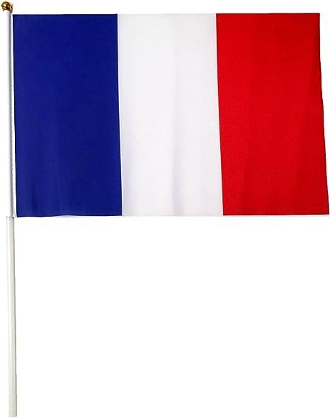 inShang Bandera, mano Banderas de España España Inglaterra Alemania Irlanda Dinamarca Finlandia Grecia Países Bajos Noruega Polonia Rusia Suecia, (10pcs/paquete/un país solamente): Amazon.es: Deportes y aire libre