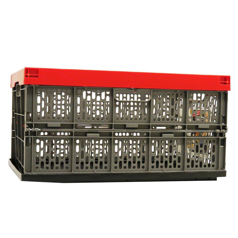 Gies 5512 Abfallbehälter Push eckig, 24 L Gies_5512