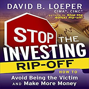 Stop the Investing Rip-Off Audiobook