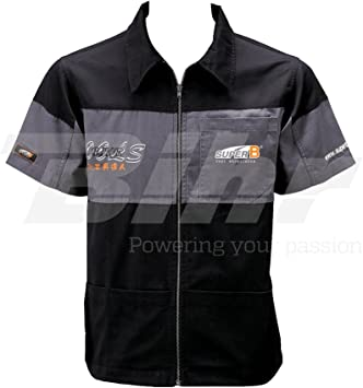 SUPER B - Camisa Mecanico Super B Xl - Ref Tb-1305-Xl: Amazon.es: Coche y moto