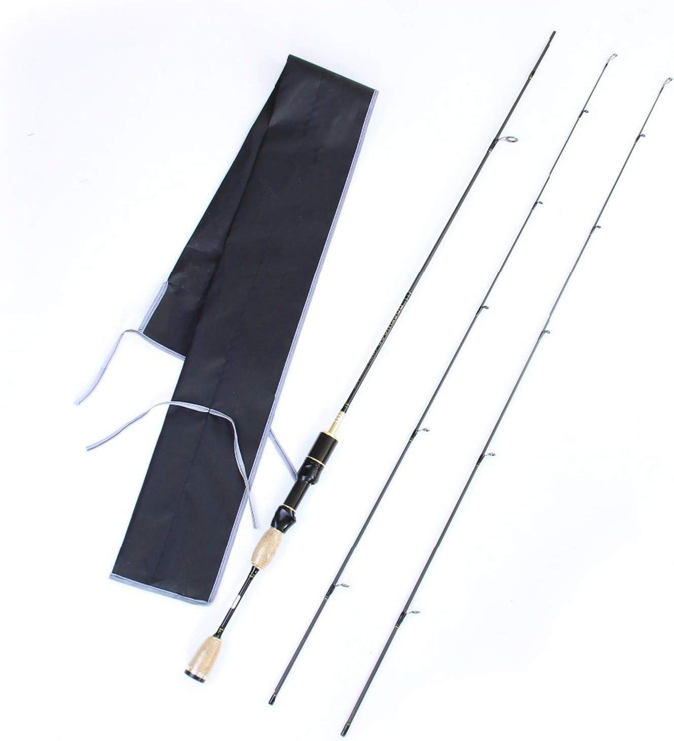 Amazing21 ul - Caña de Pescar (1,8 m, 0,8-5 g, Ultraligera), 1.8 m ...