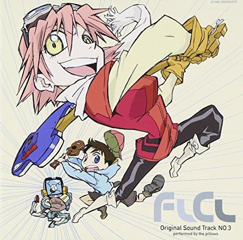 FLCL Original Soundtrack V 3 Pillows product image