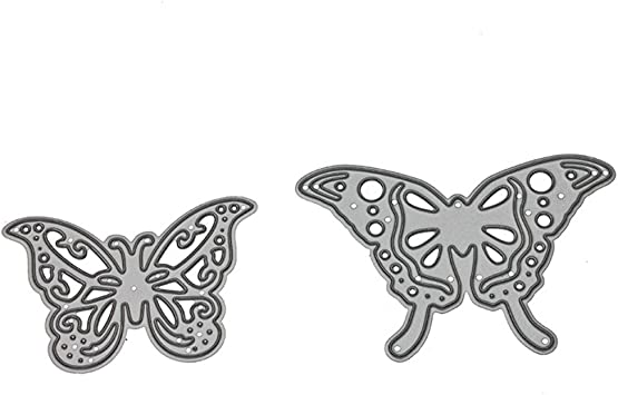 DIY Butterfly Cutting Dies Metal Stencil Scrapbooking Paper Card Embossing Craft