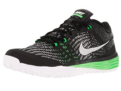 9995ece5e Nike Men's Lunar Caldra Black and Green Running Shoes - 8 UK/India (42.5  EU)(9 US): Buy Online at Low Prices in India - Amazon.in