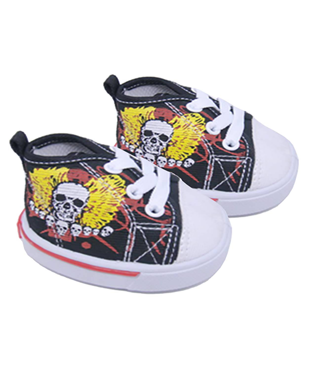 Bad Bear Teddy Bear Shoes Fits Most 14-18 Build-a-bear and Make Your Own Stuffed Animals Vermont Teddy Bears