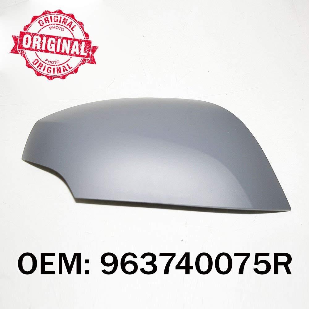 Coque de r/étroviseur c/ôt/é droit compatible avec Megane Laguna Fluence OEM 963740075R